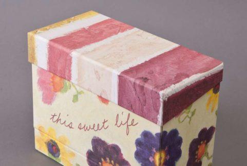 Gift Box & Paper Bag