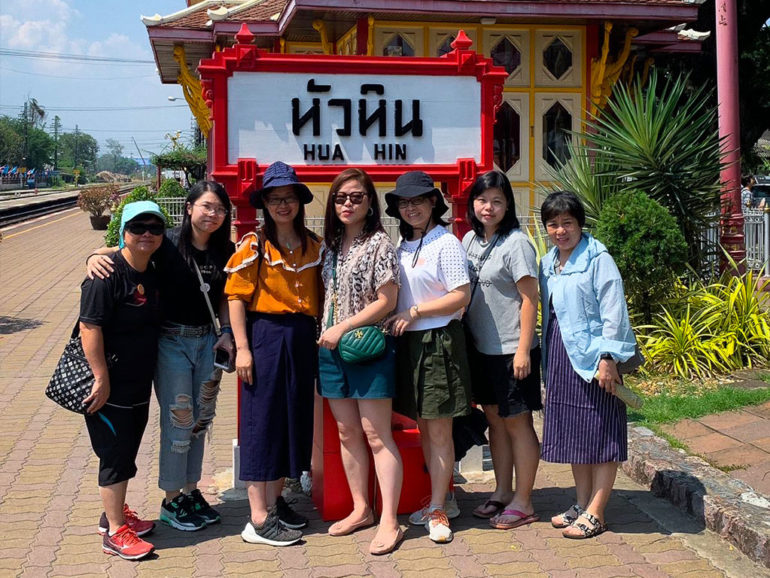 5 Days Company Trip to Thailand